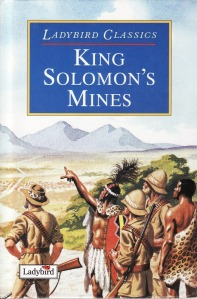 king-solomon-s-mines-ladybird-book-classics-hardback-1994-blue-63-p